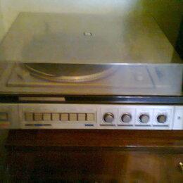 Проигрыватели виниловых дисков - проигрыватель пластинок + пластинки, 0