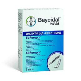 Бытовая химия - Средство от насекомых Байцидал ВП25 (1 кг), 0