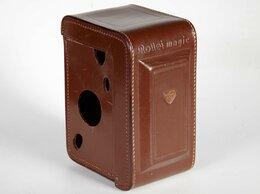 Сумки, чехлы для фото- и видеотехники - Футляр для фотоаппарата Rollei Magic 6x6 см, 0