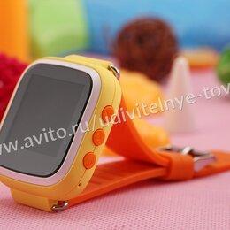 Умные часы и браслеты - Детские часы с GPS Smart Baby Watch, 0