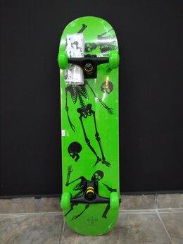 Скейтборды и лонгборды - Трюковой скейтборд Ridex Bones (беспл. доставка), 0