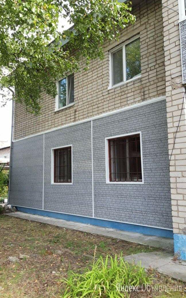 Утепление фасада по цене 65000₽ - Готовые строения, фото 0