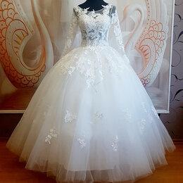 Платья - СВадебное платье новое очень красивое, 0