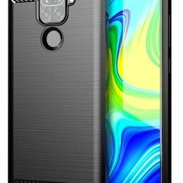 Чехлы - Противоударный защитный усиленный чехол бампер Xiaomi Redmi Note 9, 0