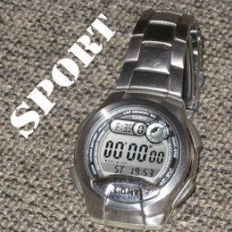 Наручные часы - ⌚ CASIO W-752 2925 sport 100 m / 10 bar, 0