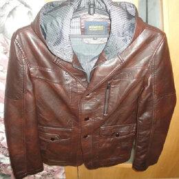 Куртки - Курточка весна-осень новая размер 46-48 , 0