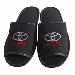 Домашняя обувь - Тапочки Тойота, 0