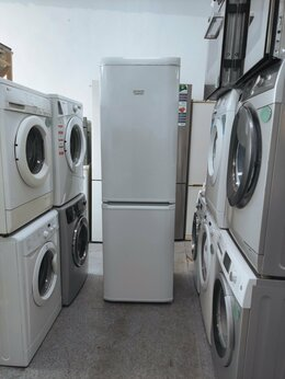 Холодильники - 2х метровый холодильник HOTPOINT-ARISTON, 0