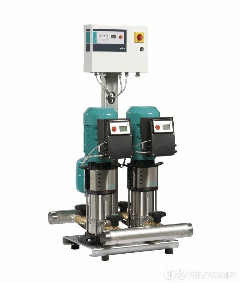 Установка Wilo CO-2 HELIX V 5205/2/SK-FFS-EB-R по цене 1625187₽ - Насосы и комплектующие, фото 0