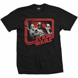 Футболки и майки - Футболка Star Wars - Episode VIII: Phasma Retro…, 0