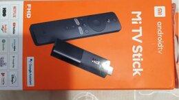 ТВ-приставки и медиаплееры - тв приставка MI TV Stick, 0