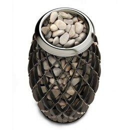 Камины и печи -  Банная электрическая печь-сетка Мэри Экс, 6кВт, 5-8м м3, 0