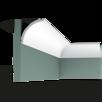 Лепнина ORAC Decor C240 Гибкий Карниз по цене 2871₽ - Лепнина, фото 0