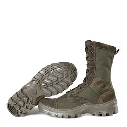 Ботинки -  Ботинки Garsing 35 O RUSH, олива, 0