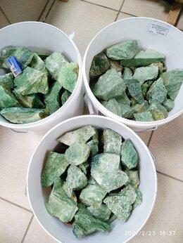 Камни для печей - Камни для бани Жадеит, 0