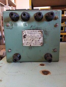 Производственно-техническое оборудование - Автотрансформатор однофазный АОСН-20-220, 0