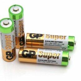 Батарейки - Батарейка GP AA пальчиковая 15A LR6/316, 0