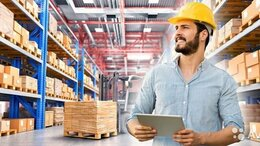 Работник склада - Сотрудники в распределительные центры (склад), 0