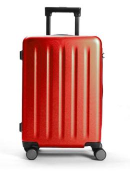 Чемоданы - Чемодан Xiaomi 90 Points Suitcase 28 дюйма Red90, 0