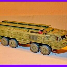 Сборные модели - 1/35 модель автомобиля ОТР-23 Ока оперативно тактического ракетного комплекса, 0