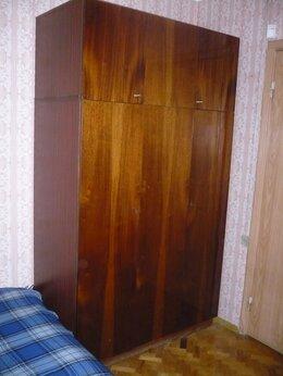 Шкафы, стенки, гарнитуры - Шкаф для одежды с перекладиной и полками Ш*Г*В…, 0
