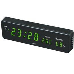 Часы настольные и каминные - Часы электронные светодиодные VST 805-S…, 0