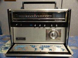 Радиоприемники - Японский радиоприемник Sony Earth-Orbiter CRF-5100, 0