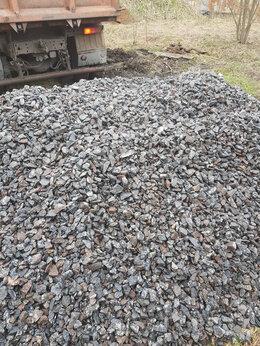 Строительные смеси и сыпучие материалы - Щебень гранитный все фракции в СПБ и Лен области, 0