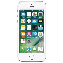 Мобильные телефоны - 🍏 iPhone 5S 16Gb silver (белый) , 0