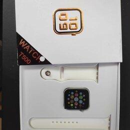Умные часы и браслеты - Умные часы T500, 0