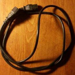 Источники бесперебойного питания, сетевые фильтры - кабель питания компьютер - UPS, 0
