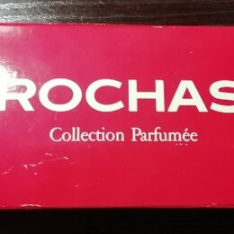Парфюмерия - Парфюмерный набор Rochas, 0