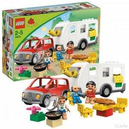 Конструкторы - LEGO DUPLO 5655 Трейлер, 0