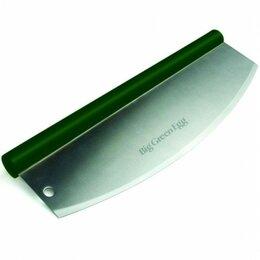 Ножи кухонные - Нож для пиццы Big Green Egg, ROCPC полумесяц, 0