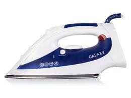 Утюги - Утюг Galaxy GL 6102 синий, 0