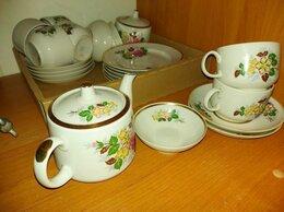 Сервизы и наборы - Чайный сервиз 26 предметов, 0