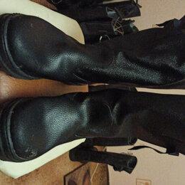 Обувь - кирзовые сапоги утепленные, 0