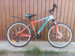 Велосипеды - Велосипед MTB Stinger Caiman D 26' 2020, 0
