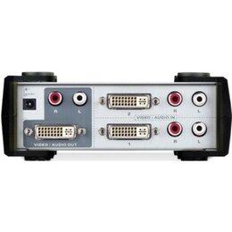 Прочее сетевое оборудование - Видеокоммутатор DVI 2 порта ATEN, 0