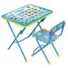 Кровати - Комплект детской складной мебели Ника Никки КУ1,…, 0