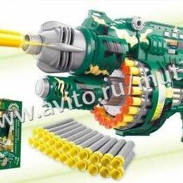 Игрушечное оружие и бластеры - Бластер Нерф (Nerf), 0