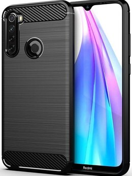 Чехлы - Чехол для Xiaomi Redmi Note 8T цвет Black…, 0