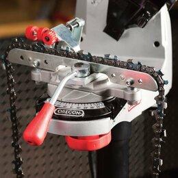 Ремонт и монтаж товаров - Заточка цепи бензопилы электропилы на станке в вашем присутствии, 0