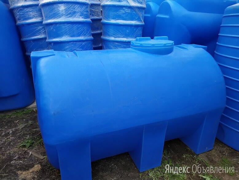 Пластиковый резервуар на 2000 литров. Горизонтальный по цене 29200₽ - Баки, фото 0