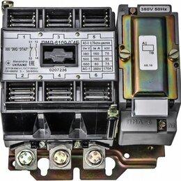 Пускатели, контакторы и аксессуары - Пускатель ПМЛ 6100 220В, 0