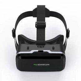 Наушники и Bluetooth-гарнитуры - Очки виртуальной реальности VR Shinecon G04A, 0