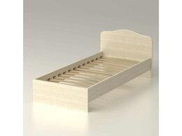 Кровати - Кровать 90 Альфа-22 с ортопедическим основанием.…, 0