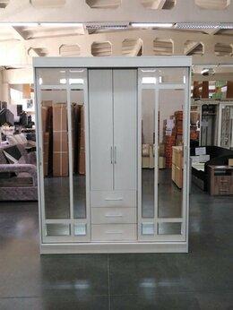 Шкафы, стенки, гарнитуры - Шкаф купе Маэстро ясень белый, 0