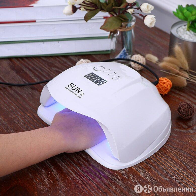 Лампа для полимеризации гель лака UVLED SUNX 54Вт по цене 1590₽ - Маникюрные и педикюрные принадлежности, фото 0