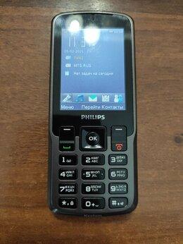 Мобильные телефоны - телефон Филипс хениум х 2300 3им, 0